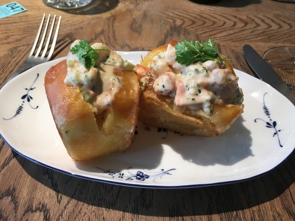 Kimpton De Witt Amsterdam review restaurant