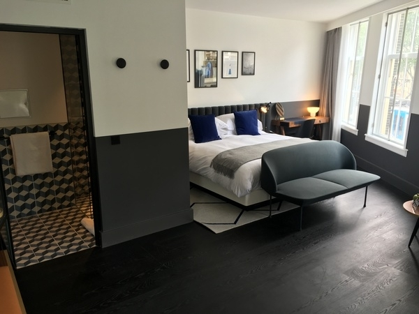 Kimpton De Witt Amsterdam review junior suite