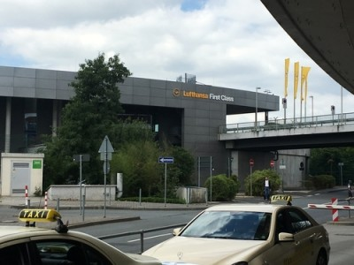 Review Lufthansa First Class Terminal 1