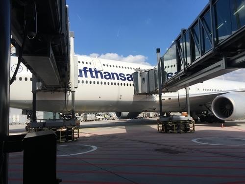 Review Lufthansa First Class Terminal 9