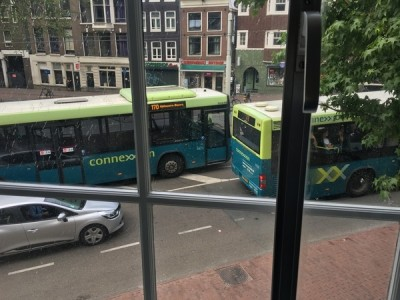 Kimpton De Witt Amsterdam review view