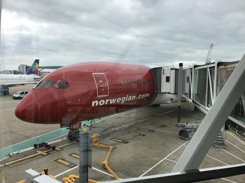 norwegian premium review - gatwick new york dreamliner