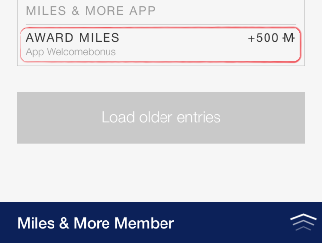 500 free lufthansa miles and more miles