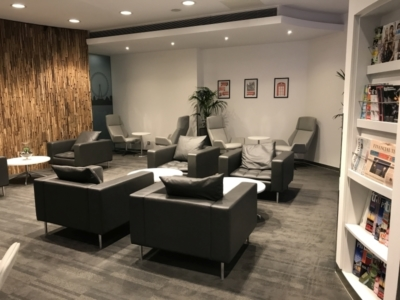 Review Plaza Premium arrivals lounge Heathrow Terminal 3