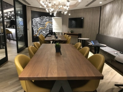 IPlaza Premium lounge Heathrow Terminal 4 arrivals review