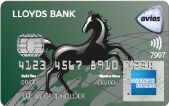Lloyds Avios Rewards credit card replacement