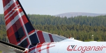 Loganair launches Derry to Stansted