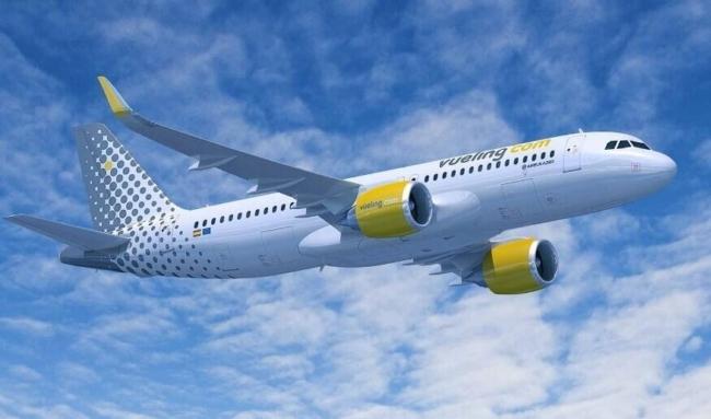 Avios on Vueling