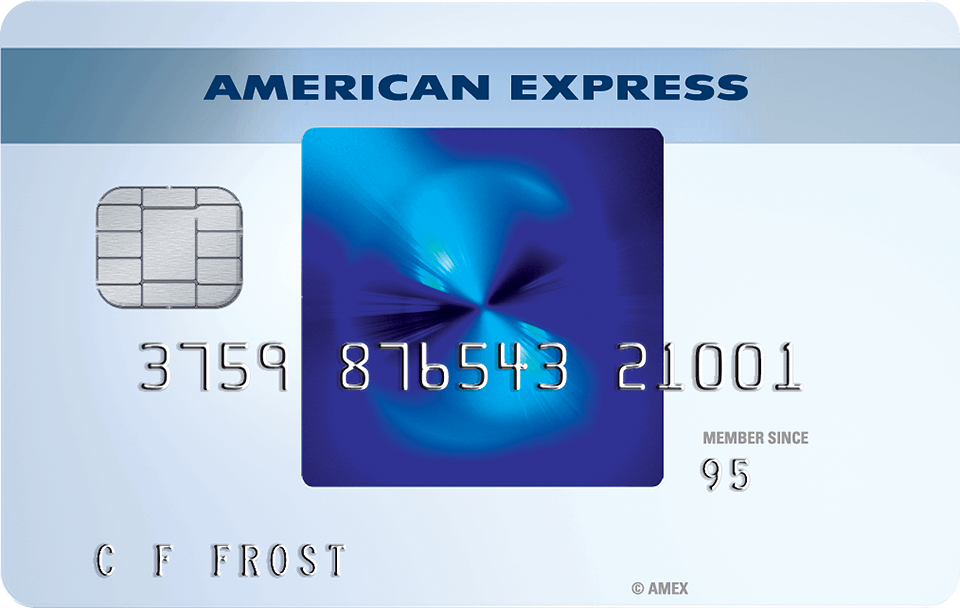 American Express Rewards Credit Card