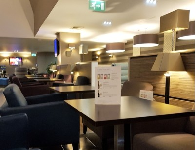 Aspire Lounge T1 Manchester Airport Review 5