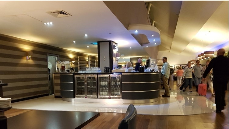 Aspire Lounge T1 Manchester Airport Review 6