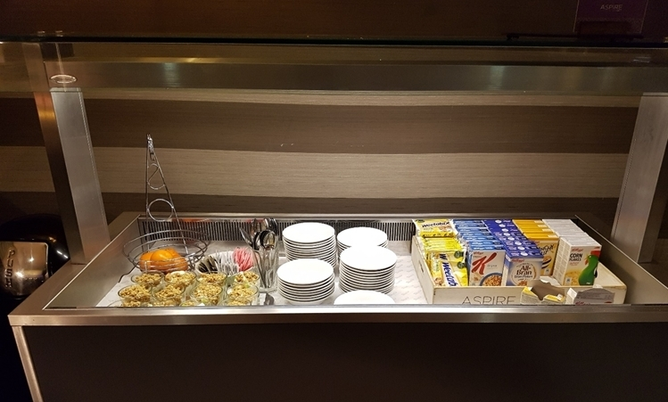 Aspire Lounge T1 Manchester Airport Review 7
