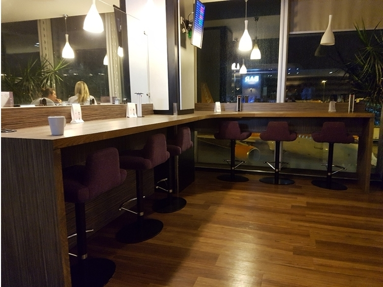 Aspire Lounge T1 Manchester Airport Review 8