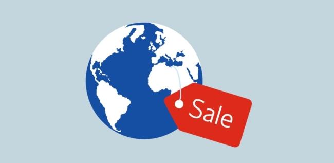 BA Sale