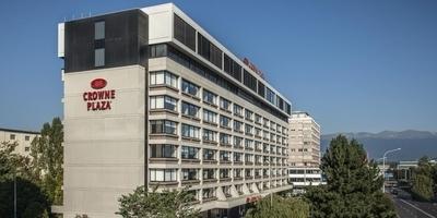 Crowne Plaza Geneva review