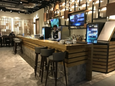 Plaza Premium Arrivals Lounge Heathrow Terminal 2 review