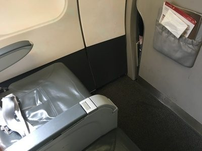 Iberia Express business class review