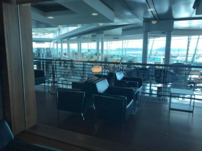 ANA lounge porto