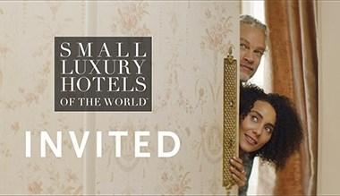 HYatt Small Luxury Hotels of the World partnership