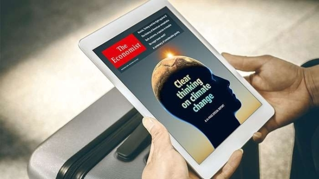 Norwegian CashPoints Economist offer
