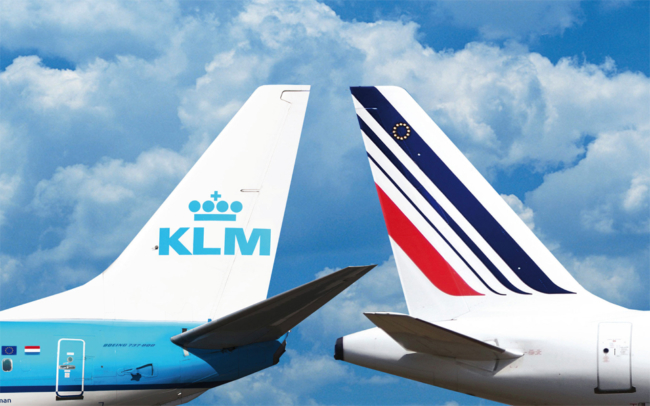 How to earn Virgin Atlantic status flying with KLM and Air France