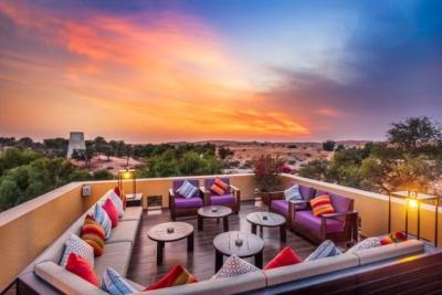 Review Ritz Carlton Al Wadi Desert Ras Al Khaimah hotel resort