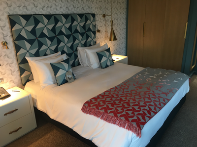 Hilton Bournemouth bedroom review