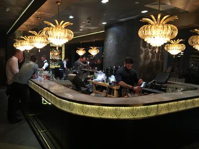 Hilton Bournemouth Sky Bar review