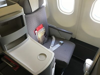 Iberia long haul business class A330 A340 review