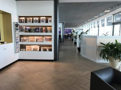 Aspire Lounge Zurich Airport review
