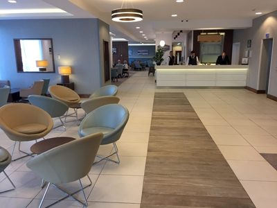 Hampton Bournemouth hotel review