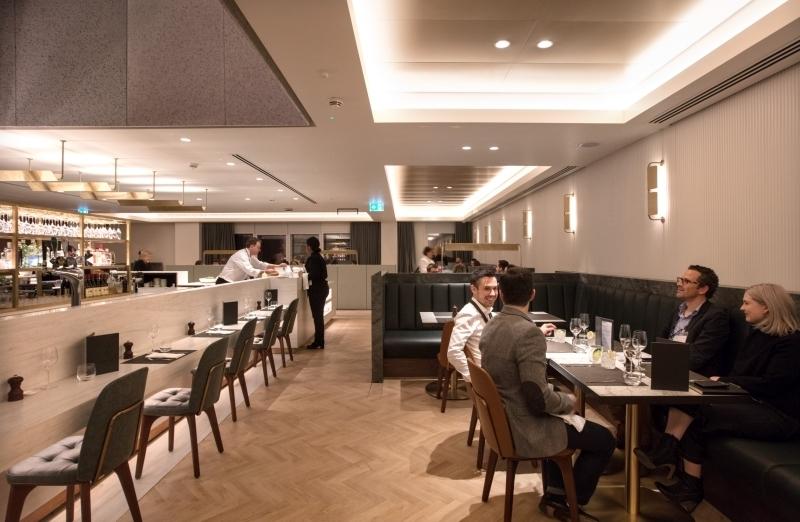 Qantas Lounge Heathrow Terminal 3