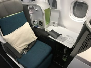 Aer Lingus Business to Boston