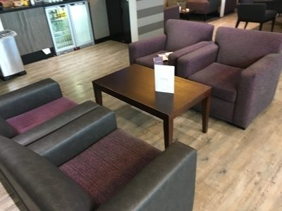 Aspire Lounge Edinburgh Airport review