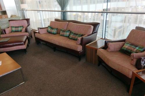 British Airways Concorde Room