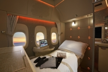 Emirates Boeing 777 First Class Suite