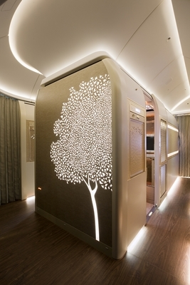 Emirates First Class Suite review