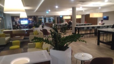 Hampton Hilton Stansted review