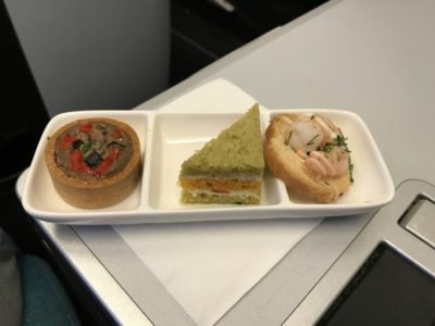 Aer Lingus business class review A330 Dublin to Boston