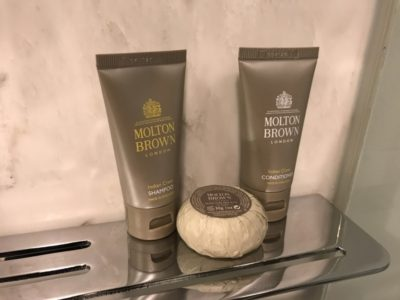 Review of the Ames Boston Hotel - Curio collection by Hilton
