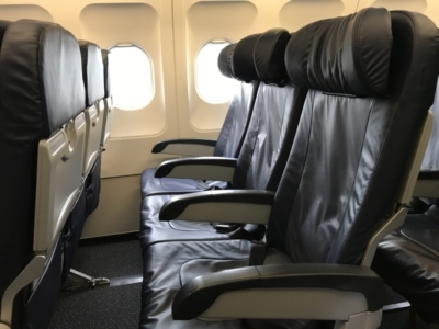 Aer Lingus Business Class Dublin to Boston review