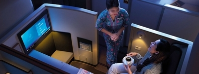 Malaysia Airlines A350 First Class