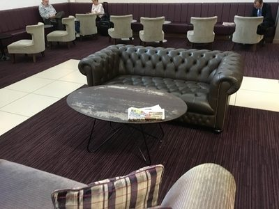 No 1 Lounge Edinburgh review
