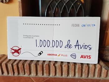 Win 1 million Avios with Avis