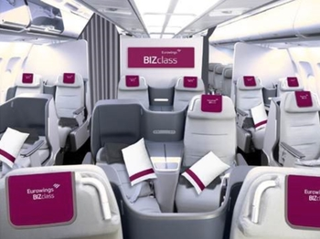 Eurowings long haul fleet transferring to Lufthansa
