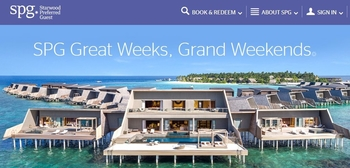 SPG Great Weeks Grand Weekends