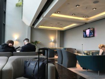 aer lingus dublin lounge