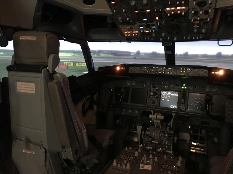 Virtual Aerospace Flight Simulator