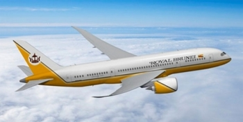 Royal Brunei drops London to Dubai