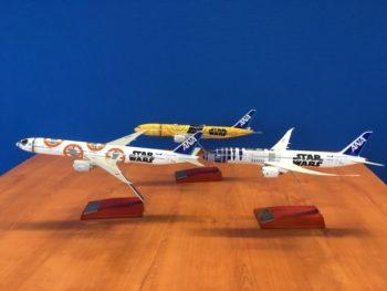 Star Wars Aircraft Models ANA